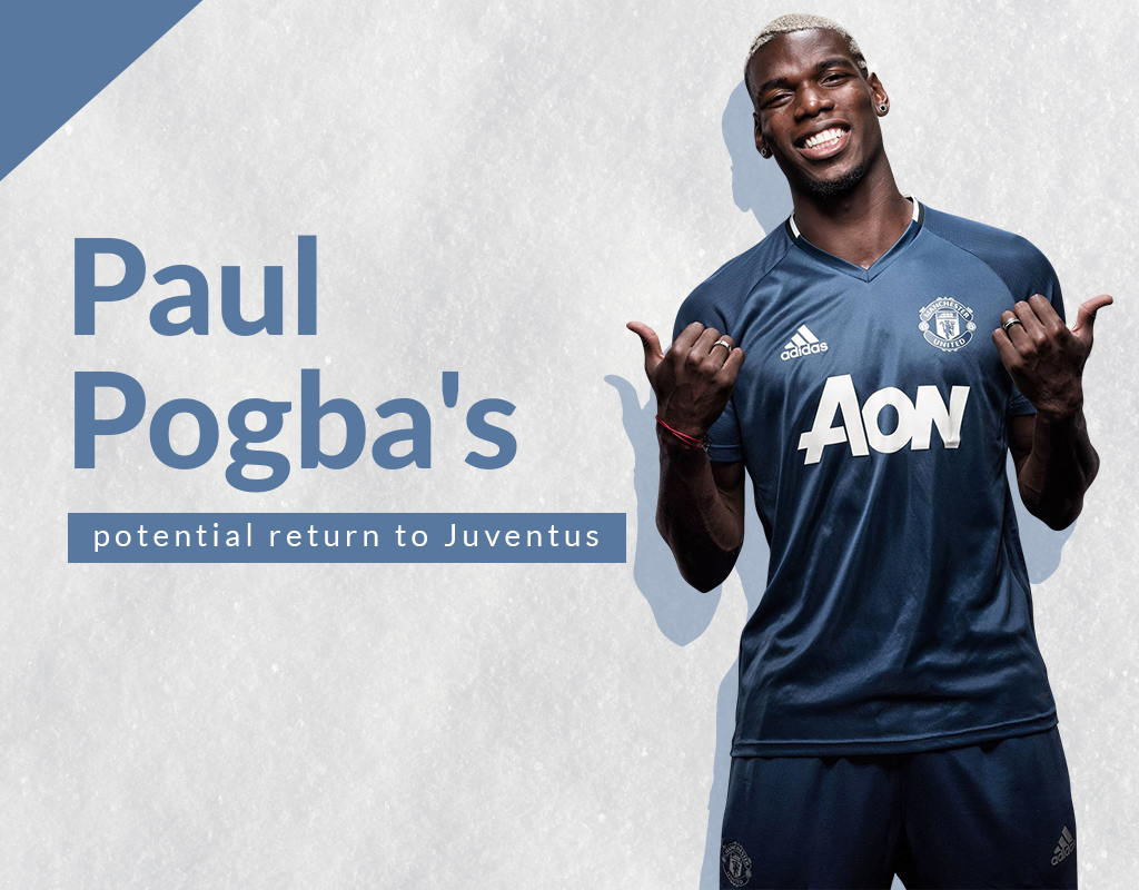 Paul Pogba's potential return to Juventus